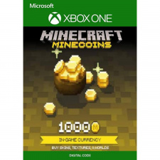 Minecraft 1000 Minecoins Xbox One