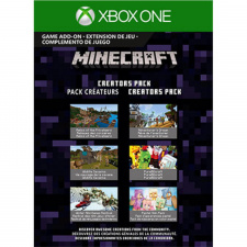 Minecraft Creators Pack Xbox One