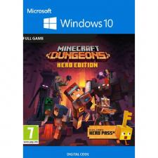 Minecraft Dungeons Hero Edition PC skaitmeninis
