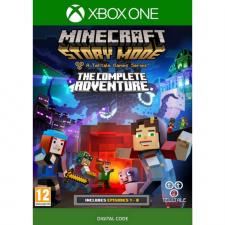 Minecraft Story Mode Complete Adventure Xbox One skaitmeninis