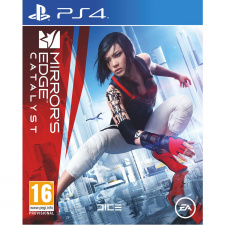 Mirror's Edge Catalyst PS4 ENG   RUS įgarsinimas