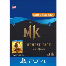 Mortal Kombat 11 Kombat Pack PS4 skaitmeninis