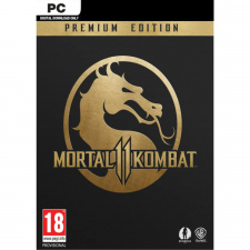 Mortal Kombat 11 Premium Edition PC skaitmeninis