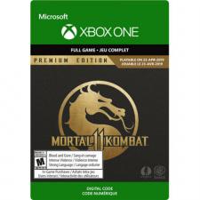 Mortal Kombat 11 Premium Edition Xbox skaitmeninis