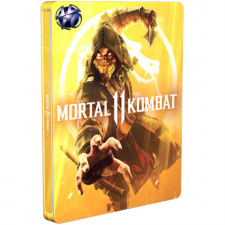 Mortal Kombat 11 Steelbook Edition PS4