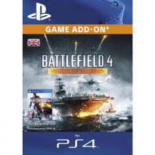 Battlefield 4 Naval Strike PS4 skaitmeninis