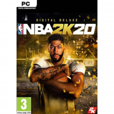 NBA 2K20 Deluxe Edition PC skaitmeninis