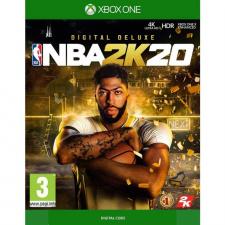 NBA 2K20 Digital Deluxe Edition Xbox One skaitmeninis