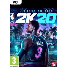 NBA 2K20 Legend Edition PC skaitmeninis