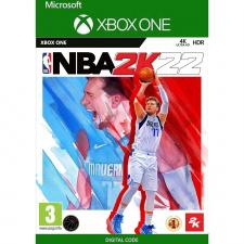 NBA 2k22 Xbox One (kodas)