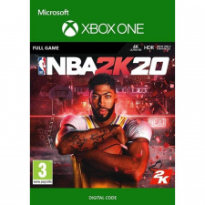 NBA 2k20 Xbox One skaitmeninis