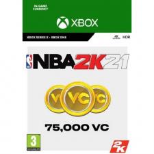 NBA 2k21 75,000 VC Xbox One skaitmeninis