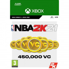 NBA 2k21 450,000 VC Xbox One skaitmeninis