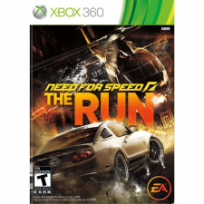 Need For Speed The Run (Classic) Xbox 360