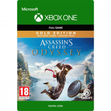 Assassin's Creed Odyssey - Gold Edition Xbox One (kodas)