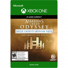 Assassin's Creed Odyssey Helix Credits Medium Pack Xbox One