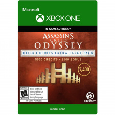 Assassin's Creed Odyssey Helix Credits XL Pack Xbox One