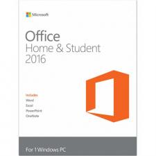 Microsoft Office 2016 Home & Student 1 PC skaitmeninis