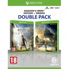 Assassins Creed Origins + Odyssey Double Pack Xbox One