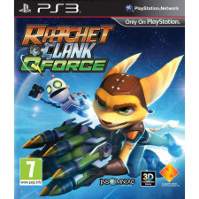 Ratchet and Clank Q-Force PS3