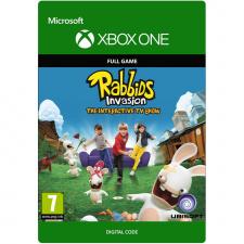 Rabbids Invasion: The Interactive TV Show Xbox One skaitmeninis