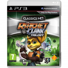 The Ratchet & Clank HD Trilogy PS3