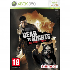 Dead To Rights Retribution Xbox 360