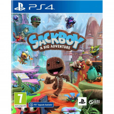 Sackboy A Big Adventure PS4 / PS5