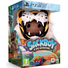 Sackboy A Big Adventure Special Edition PS4 / PS5 ENG   RUS įgarsinimas