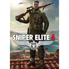 Sniper Elite 4 PC skaitmeninis