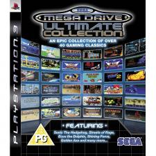 SEGA Mega Drive Ultimate Collection - Essentials PS3