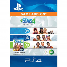 The SIMS 4 Bundle PS4 skaitmeninis