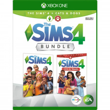 The Sims 4 + Cats and Dogs Bundle Xbox One