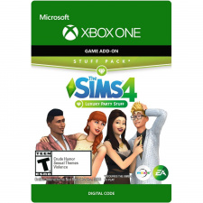 The SIMS 4 Luxury Party Stuff Xbox One