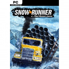 SnowRunner PC skaitmeninis