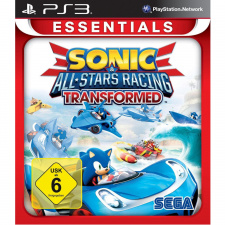 Sonic and All Stars Racing Transformed: Essentials PS3