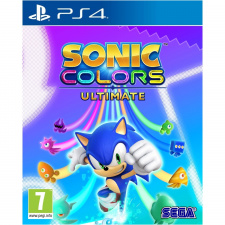 Sonic Colors: Ultimate Day One Edition PS4