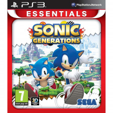 Sonic Generations - Essentials PS3