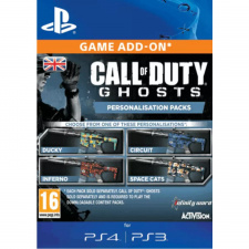 Call of Duty: Ghosts Space Cats Personalisation Pack