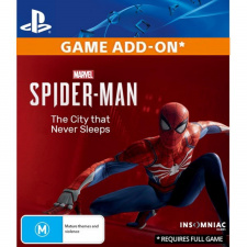 Marvel's Spider-Man: The City that Never Sleeps PS4 skaitmeninis