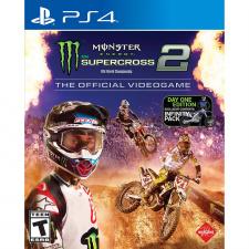Monster Energy Supercross 2 PS4