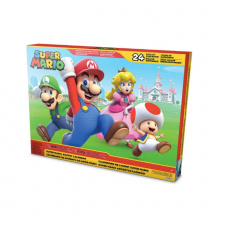 Funko Pop! Nintendo Super Mario 2022 advento kalendorius