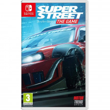 Super Street: The Game Switch