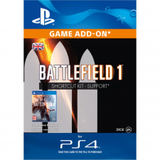 Battlefield 1 Shortcut Kit: Support Bundle