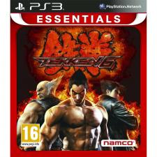 Tekken 6: Essentials PS3