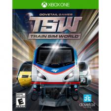TSW Train Sim World Xbox One