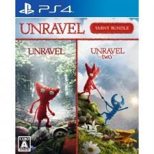 Unravel Yarny Bundle PS4