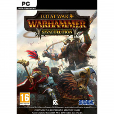 Total War: Warhammer Savage Edition PC skaitmeninis
