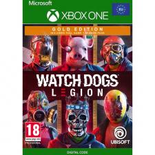 Watch Dogs: Legion Gold Edition (kodas) EU regionas