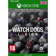 Watch Dogs: Legion Ultimate Edition (kodas) UK regionas